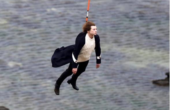 e989cde78 Creepy Harry Styles Stunt Double Terrifies People on Internet