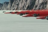 Star wars the last jedi crait planet