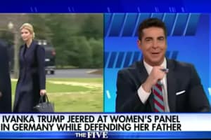 jesse watters fox news ivanka trump fellatio
