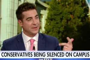 jesse watters the five fox news