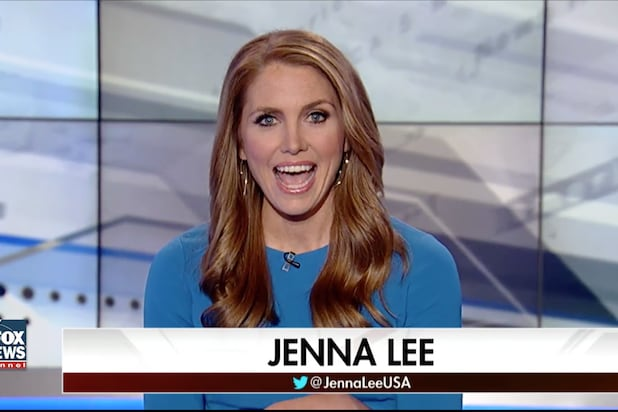 fox news jenna lee