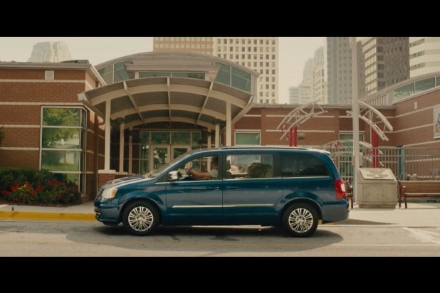 chrysler town and country furious 7 minivan