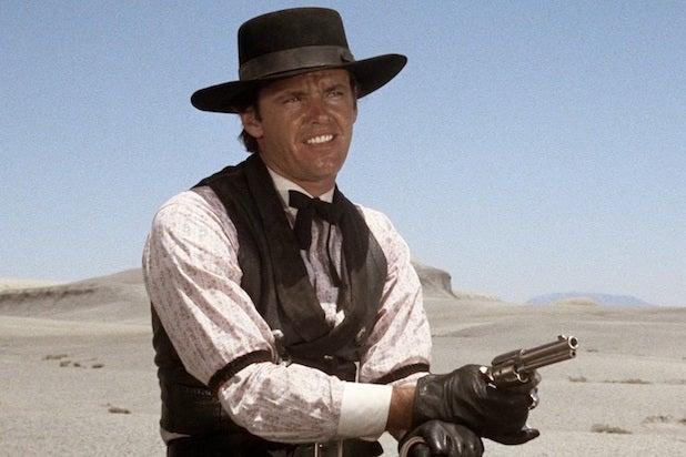 The Shooting Jack Nicholson