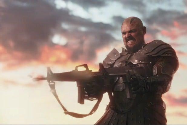 Skurge Thor Ragnarok