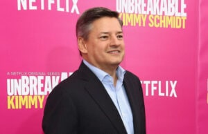 Ted Sarandos Netflix Windows