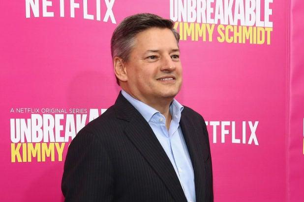 Ted Sarandos Netflix Windows