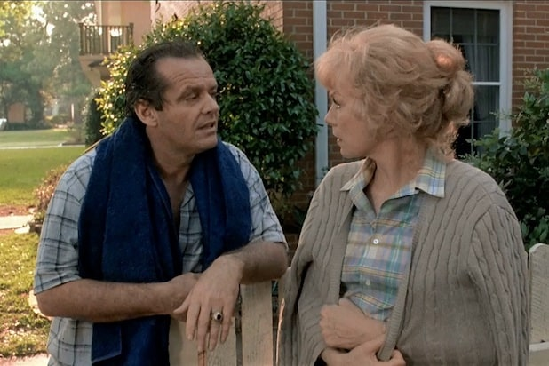 Terms of Endearment Jack Nicholson