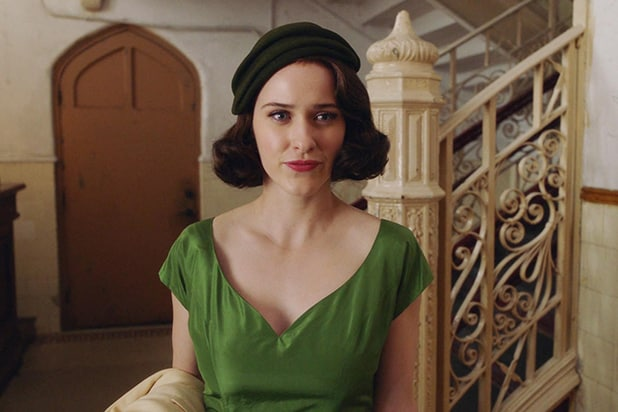 'The Marvelous Mrs. Maisel' gets 2-season commitment from Amazon