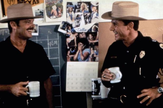 The Border Jack Nicholson