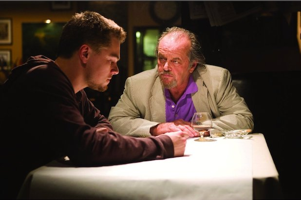 The Departed Jack Nicholson