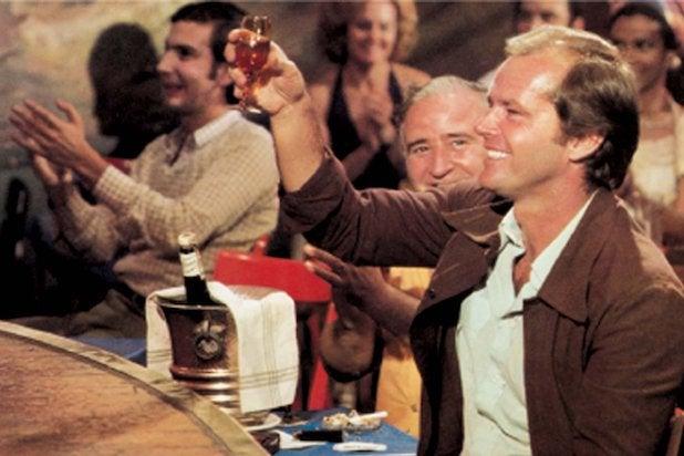 The Passenger Jack Nicholson