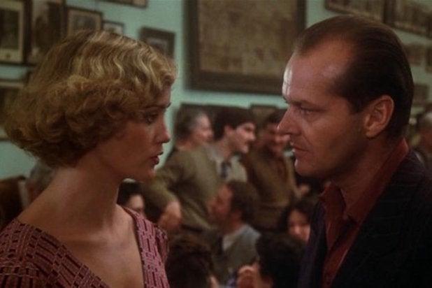 The Postman Always Rings Twice Jack Nicholson