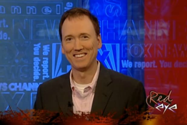 Tom Shillue on 'Red Eye'