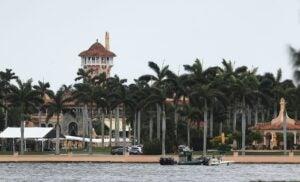President Trump Mar-a-lago