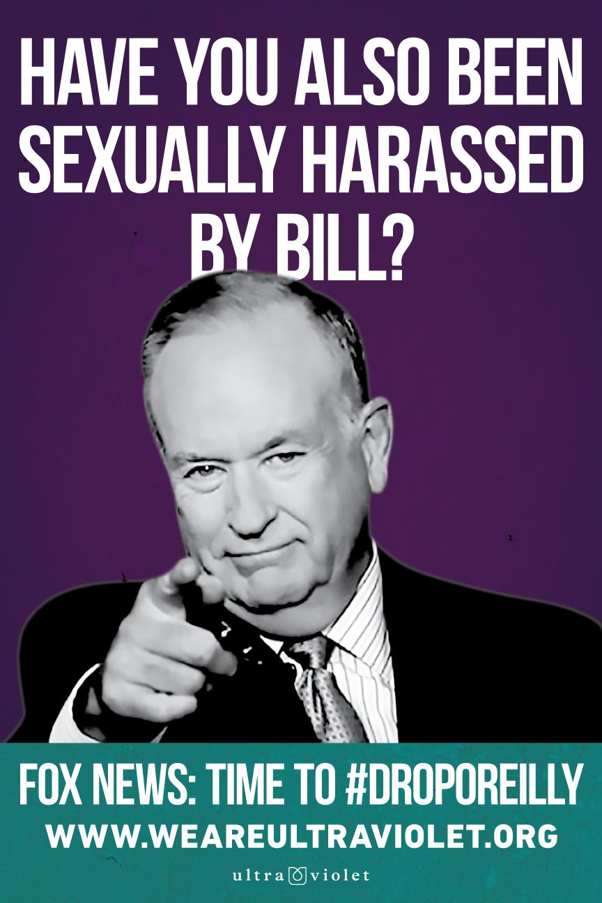 UV bill oreilly poster