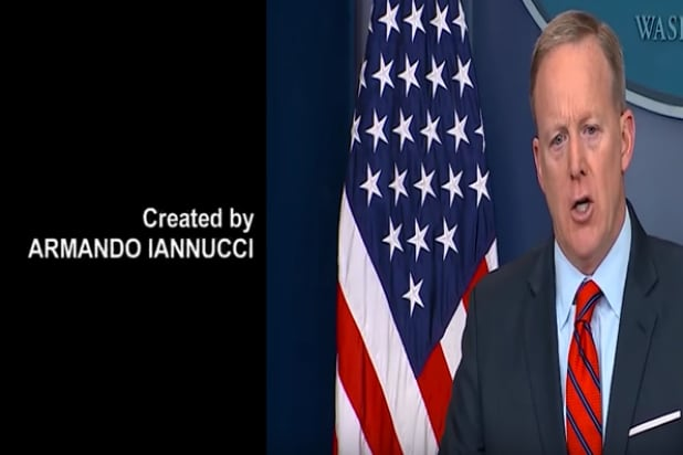 Sean Spicer S Hitler Remarks Turned Into Veep End Credits By