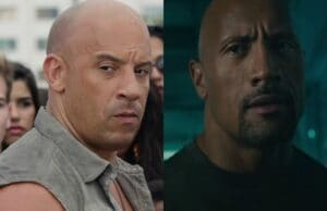 Vin Diesel The Rock