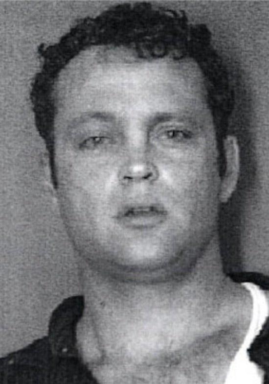 Vince Vaughn mugshot