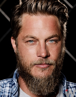 Travis Fimmel, Vikings