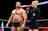 WWE Lana and Rusev