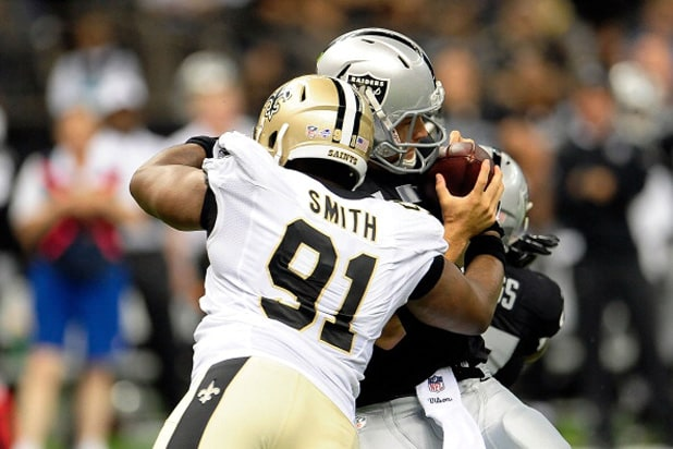 Will Smith New Orleans SaintsWill Smith New Orleans Saints