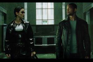 Will Smith Matrix mashup