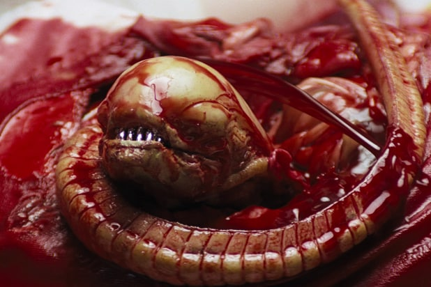 alien franchise every alien ranked alien chestburster