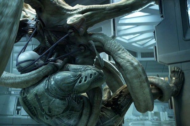 alien franchise every alien ranked prometheus trilobite