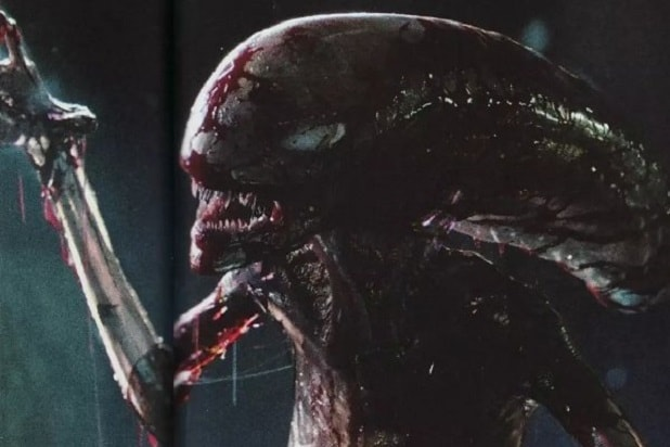 NASA Ridley Scott alien franchise every alien ranked tiny xenomorph alien covenant