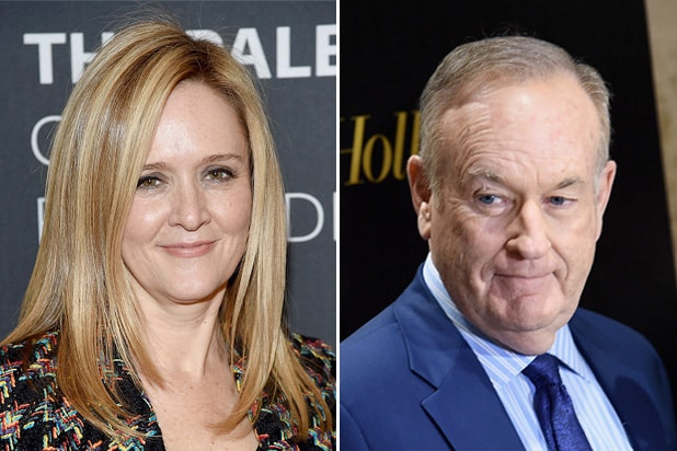 samantha bee bill o'reilly