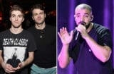 billboard chainsmokers drake