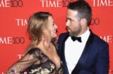 Blake Lively Ryan Reynolds Time 100