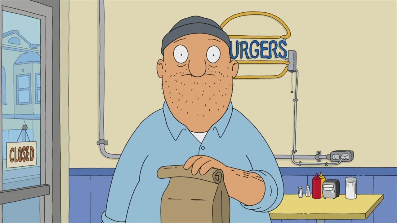 bobs burgers teddy