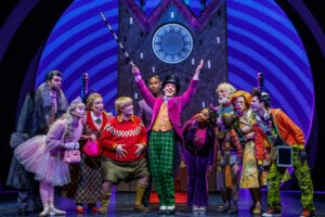 charlie and the chocolate factory christian borle