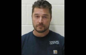 Chris Soules Bachelor mugshot