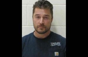 Chris Soules Bachelor mugshot