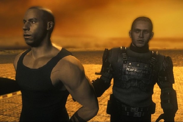 chronicles of riddick escape from butcher bay movies games sequels stories