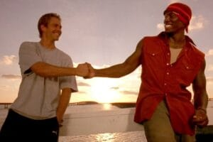 fast and furious cinematic universe 2 fast 2 furious tyrese paul walker