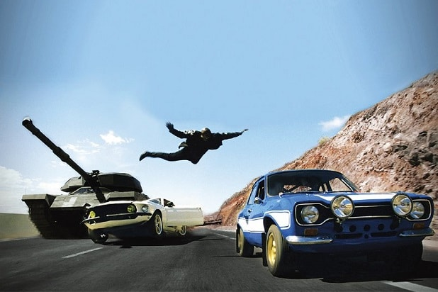 fast and furious triva facts furious 6 two films