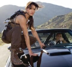 fast and furious trivia facts michelle rodriguez vin diesel paul walker jordana brewster eight years reunited