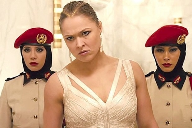 fast and furious villains ranked ronda rousey kara furious 7