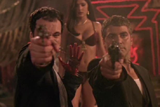 from dusk till dawn 1996 george clooney quentin tarantino movies video games sequels