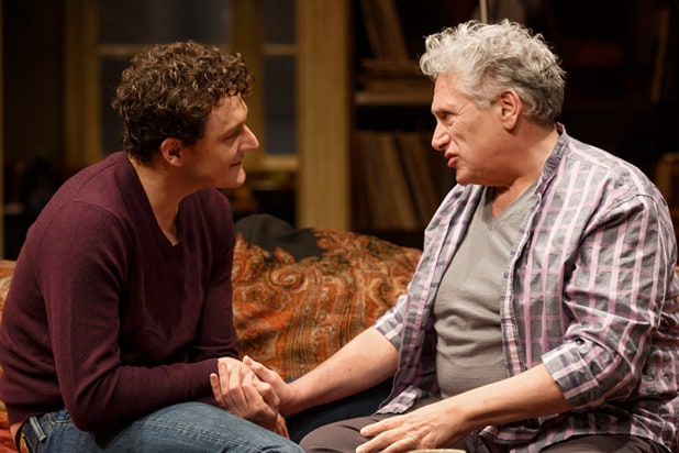 gently down the stream harvey fierstein