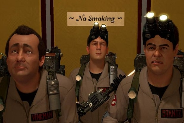 ghostbusters the video game movie sequels