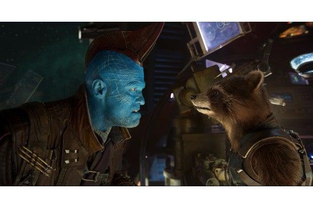 guardians of the galaxy vol 2 hi res screenshots rocket bradley cooper michael rooker yondu post credits scenes