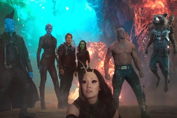 guardians of the galaxy vol 2 marvel cinematic universe timeline
