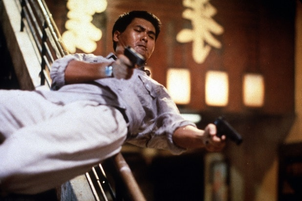 hard boiled john woo chow yun-fat movies video games sequels