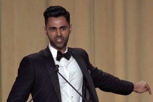hasan minhaj white house correspondents dinner donald trump