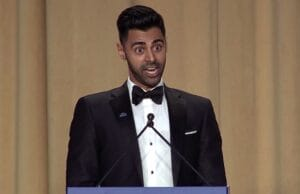 hasan minhaj white house correspondents dinner nerd prom best zingers