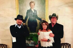 hillary clinton nugent sarah palin kid rock